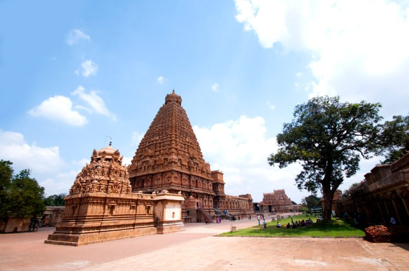 Visit The Famous Brihadeeswara Temple In Our Great Living Chola Temples Tour