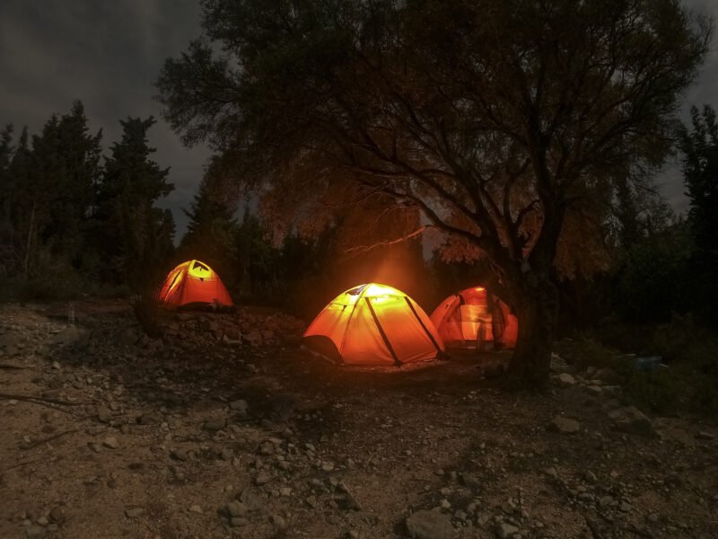 Camp Outside At The Beach On The Lefkada Sea Kayak And Camping Adventure 3 Day Package Tour_89
