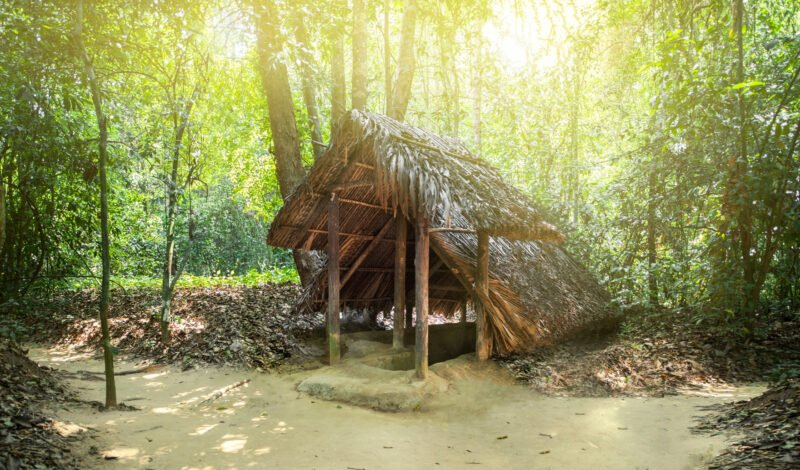 Cu Chi Tunnel Half Day Tour From Ho Chi Minh City
