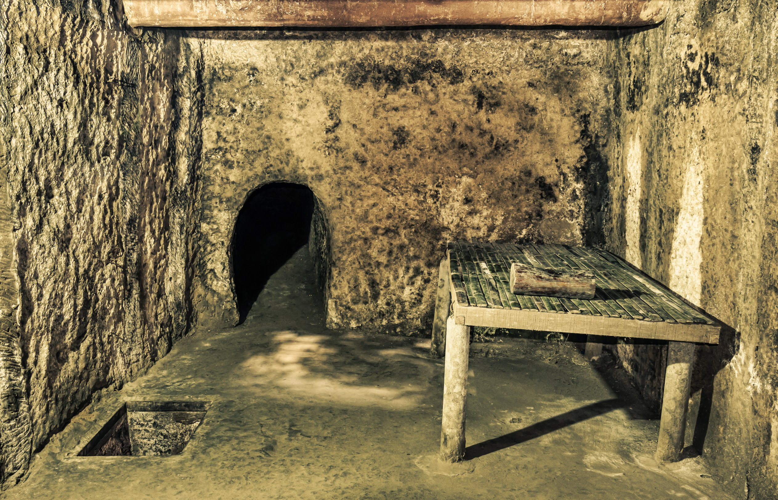 Cu Chi Tunnel Half Day Tour From Ho Chi Minh City_4