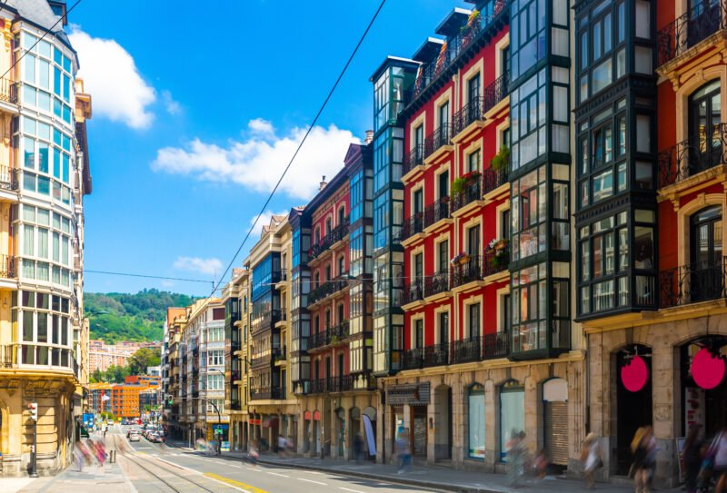 Discover Bilbao's Old Town With A Local Guide On The Join Us To The Bilbao Old City Tour