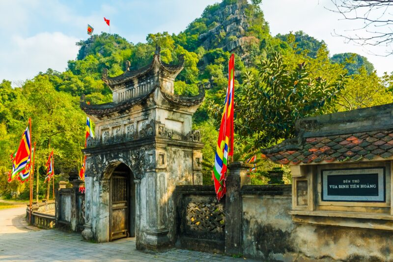 Discover Ancient Hoa Lu On The Ninh Binh, Bai Dinh, Dancing Cave & Trang An Tour From Hanoi