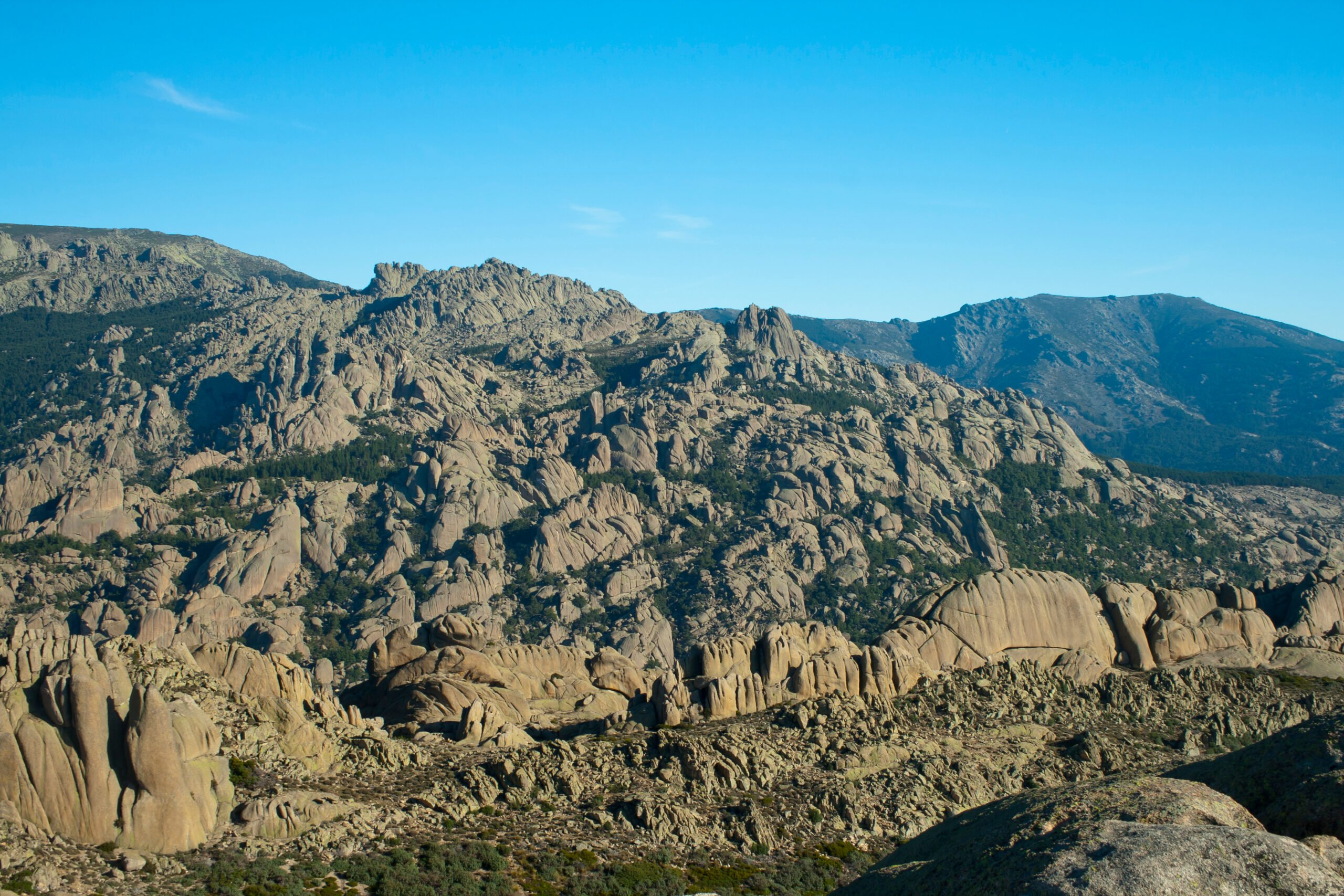 Discover Europe Largest Granite Outcropping In Our La Pedriza Hiking Tour