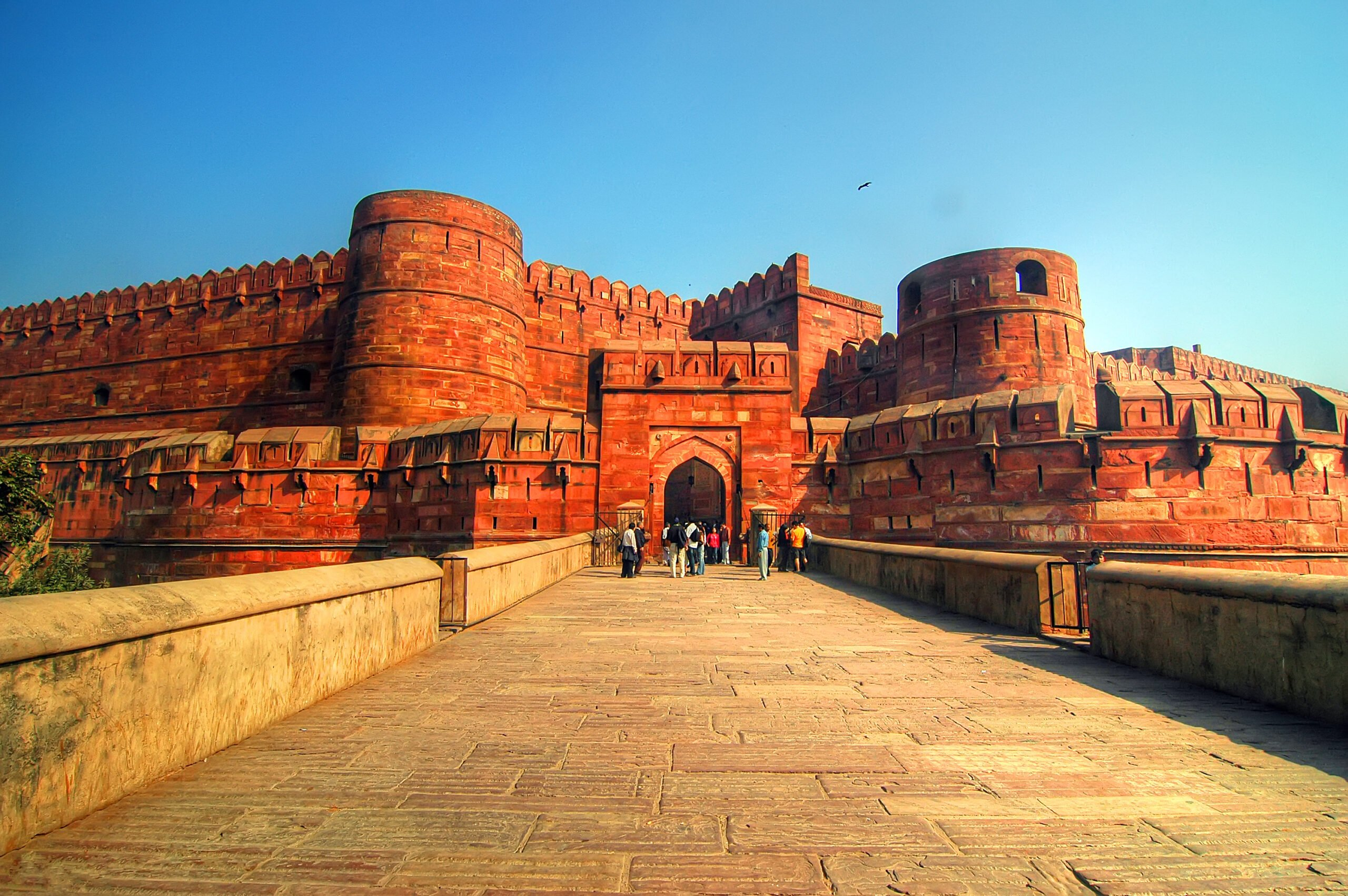 Discover How The Fate Of Agra Fort Was Entwined With The Defeat Of Hemu The Last Hindu King Of North India In Our Taj Mahal & Wonders Of Agra Tour