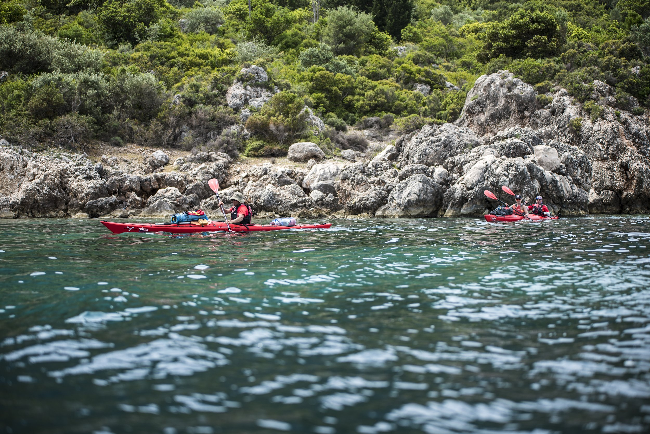 Discover The Ionian Sea By Kayak On The Nydri, Skorpios, Meganisi Sea Kayak Tour From Lefkada_89