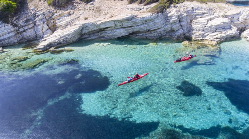 Discover The Ionian Sea On The Half Day Sea Kayak Tour From Poros (lefkada)_89