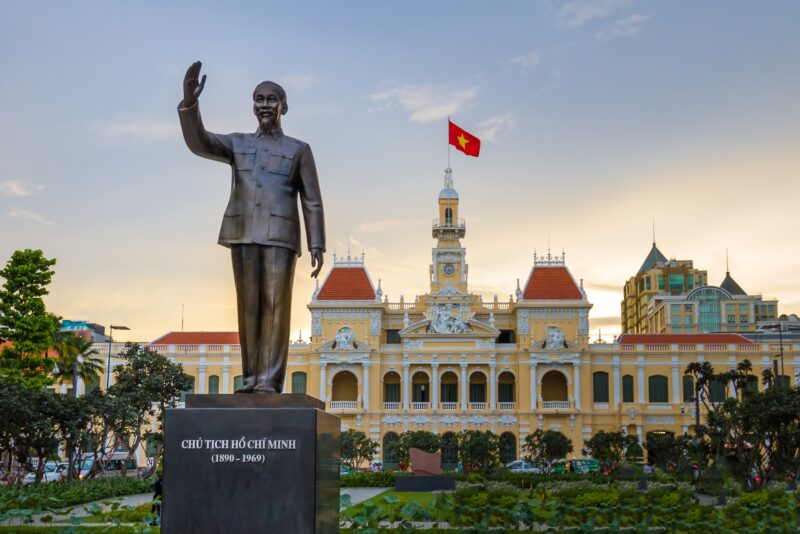 Discover The City Of Ho Chi Minh On The Ho Chi Minh Half Day City Tour