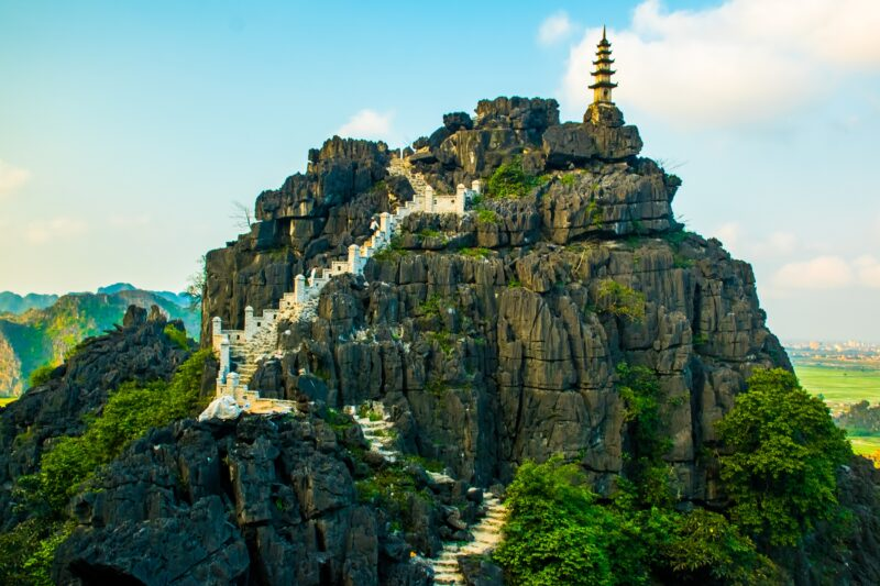 Discover The Famous Dancing Cave On The Ninh Binh, Tam Coc, Dancing Cave & Hoa Lu Tour From Hanoi