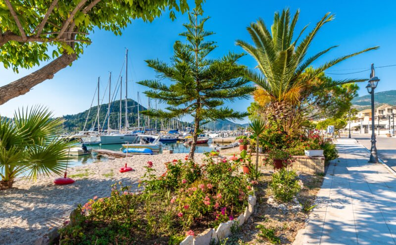 End Your Lefkada Sea Kayak And Camping Adventure 3 Day Package Tour At Nidri Harbour