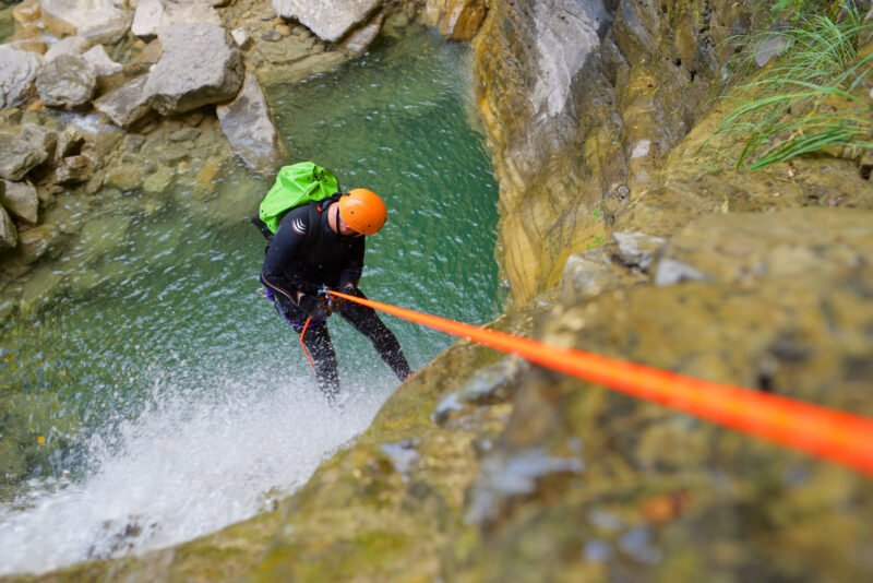 Enjoy A Canyoning Adventure Tour In Madrid In Our Somosierra Canyoning Adventure Tour From Madrid
