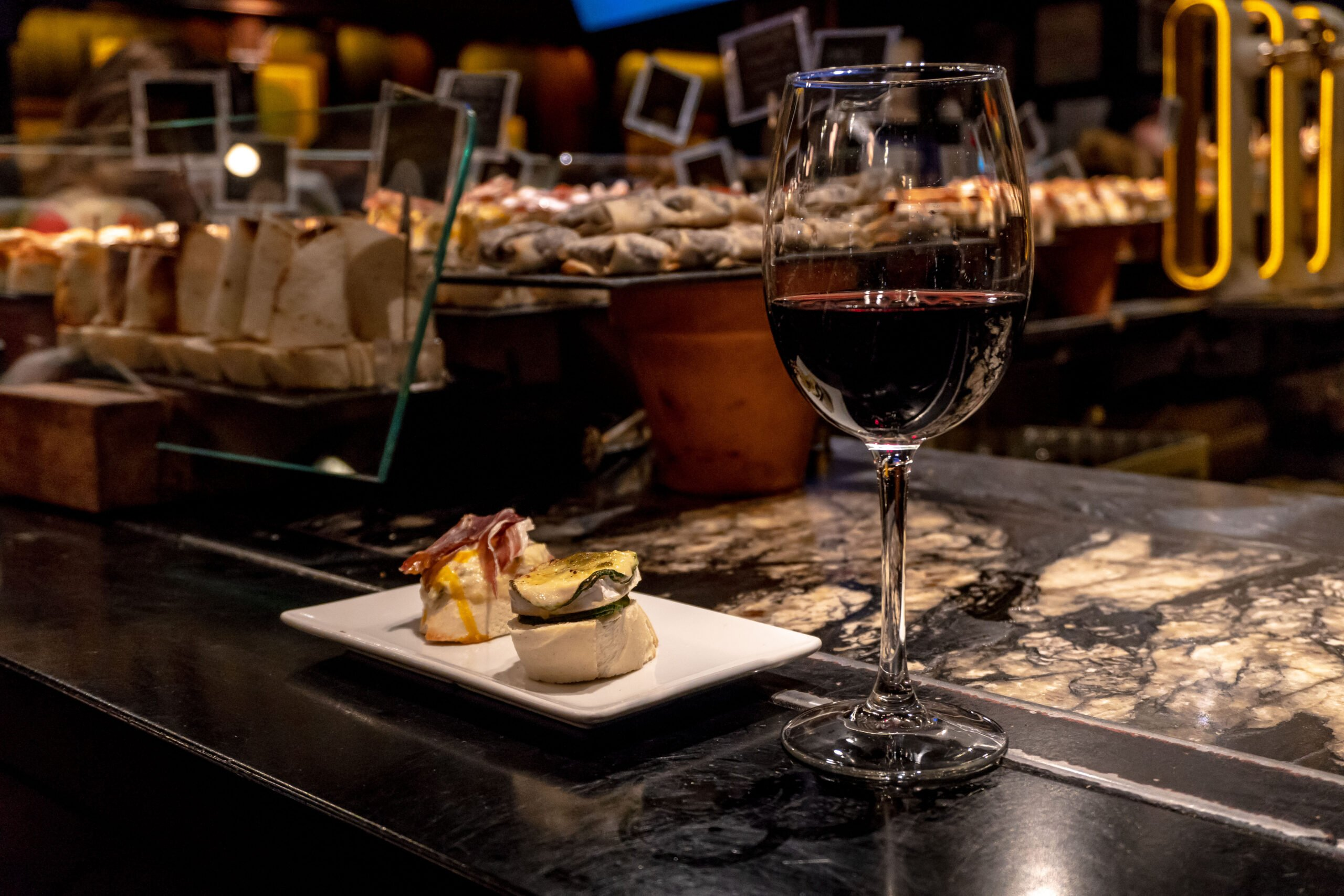 Enjoy A Glass Of Wine To Your Pintxos On The Bilbao Old City & Food Tasting Tour