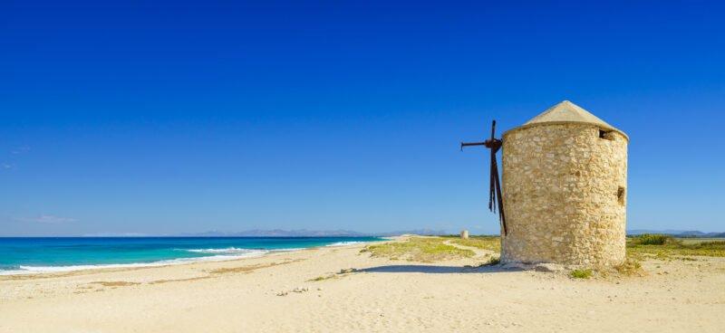 Enjoy The Beautiful Agios Ioannis Beach