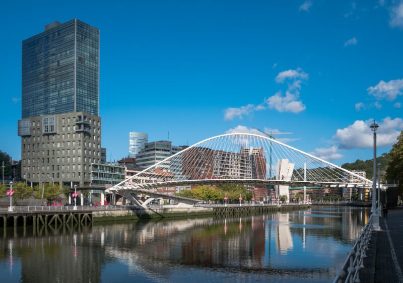 Enjoy The Views Over The Riverbank During The Insider Bilbao City Tour_72