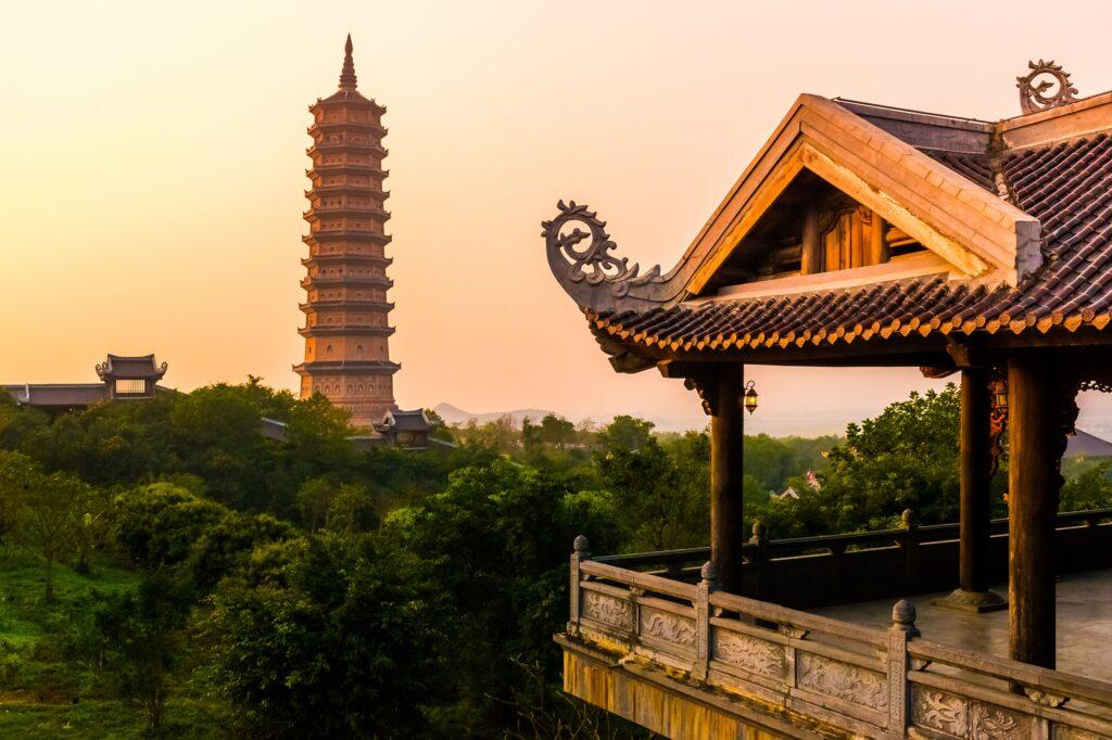 Visit Bai Dinh Pagoda Vietnam
