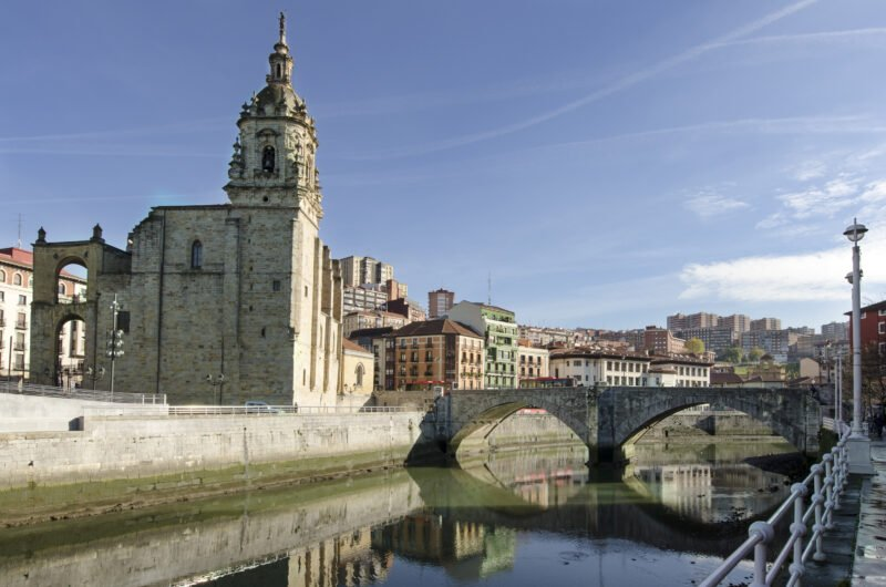 Explore The Church Of St Anton On The Bilbao Old City Tour