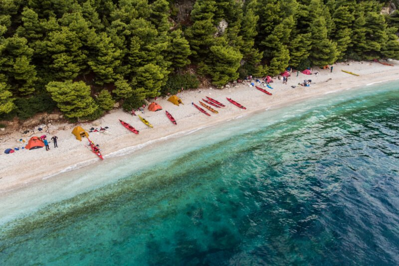 Explore The Ionian Sea During Your Lefkada Sea Kayak And Camping Adventure 3 Day Package Tour_89