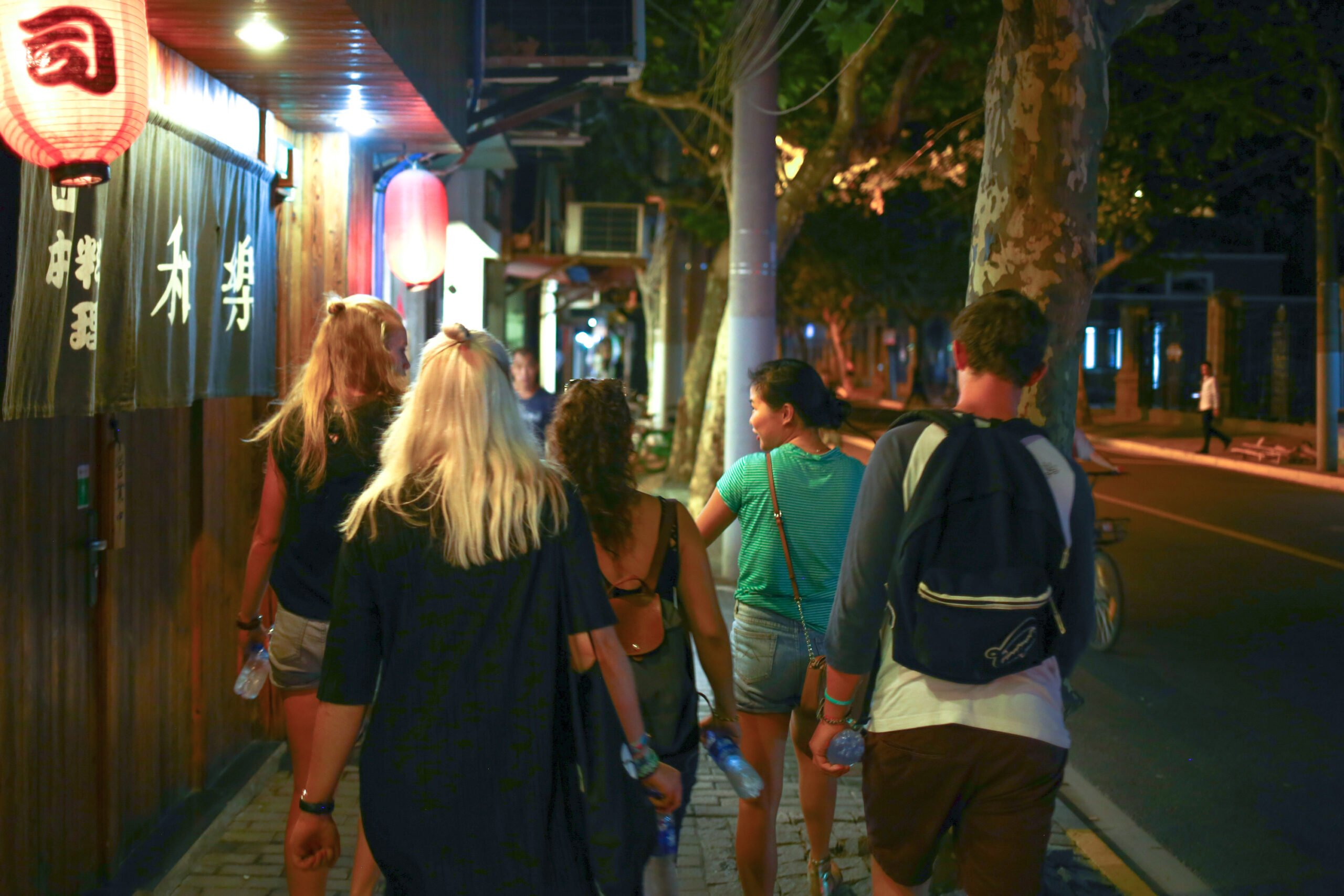 Explore The Hidden, Quiet Streets Of Shanghai French Concession With Your Local Guide During Our Shanghai Evening Food Tour