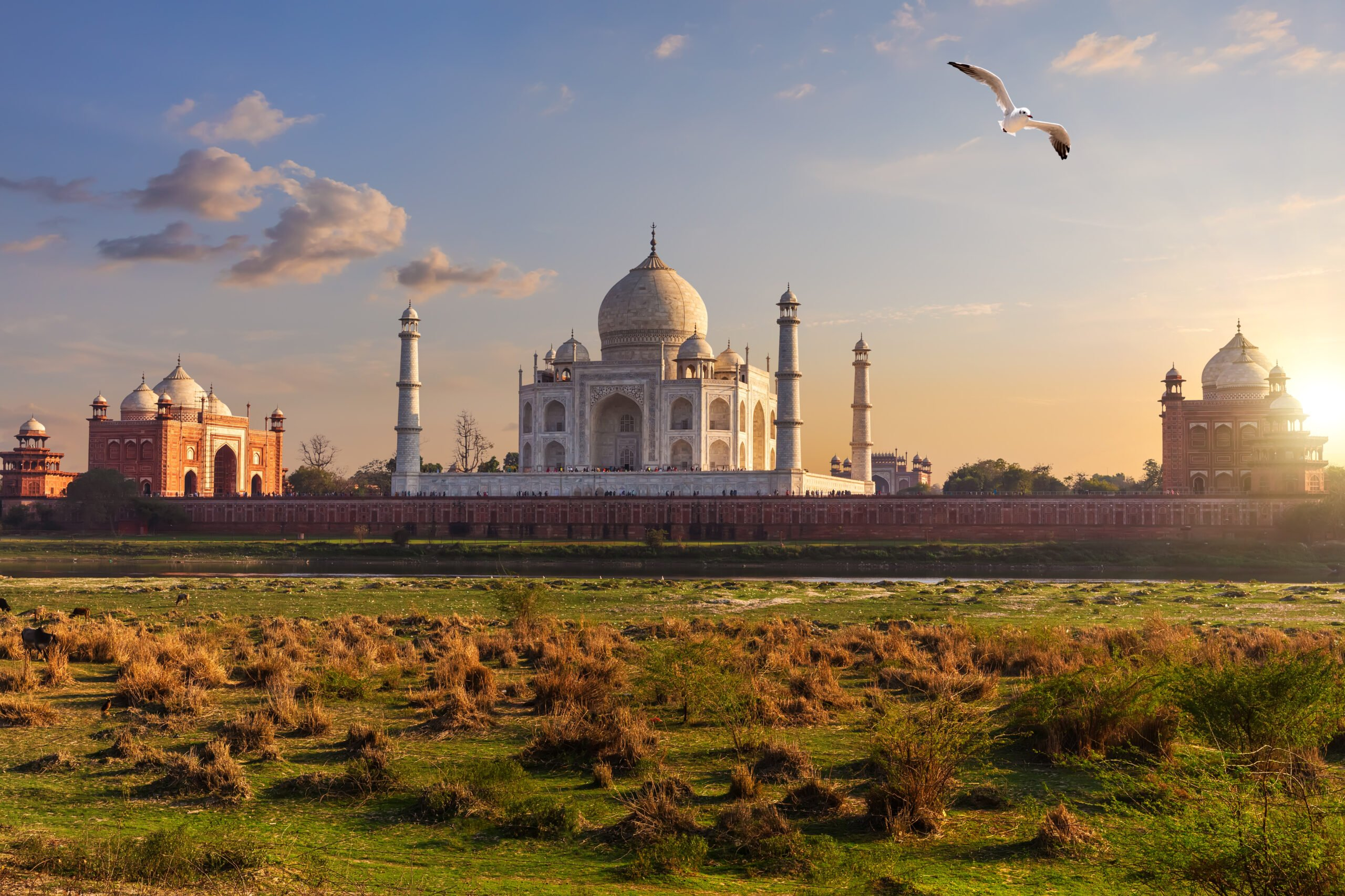 Guided Tour Of Arguably The Most Beautiful Man Made Structure In The World In Our Taj Mahal & Wonders Of Agra Tour