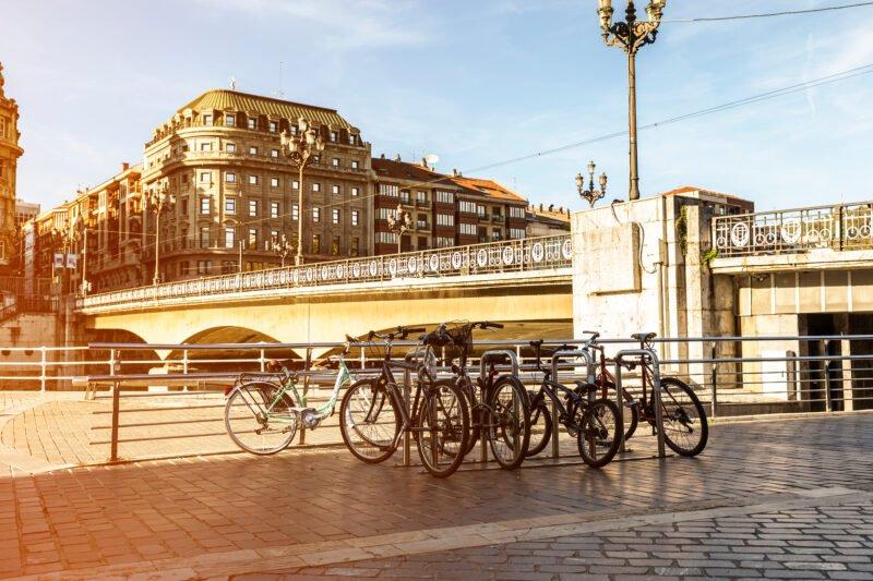 Join Our Bilbao Bike Tour!