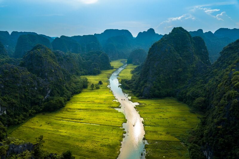Join Us To The Ninh Binh, Tam Coc, Dancing Cave & Hoa Lu Tour From Hanoi