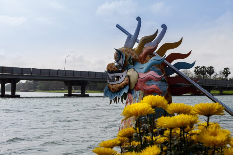 Marvel The Beautiful Perfum River And The Dragon Boats On The Insider Hue City Tour