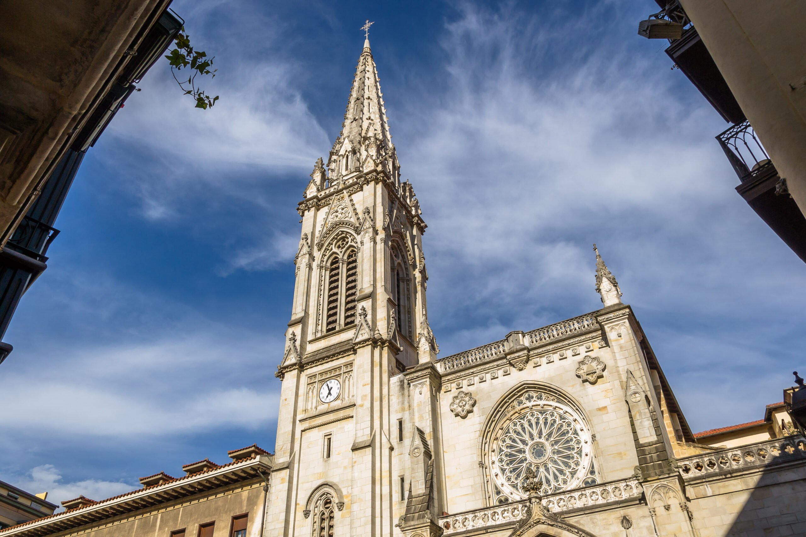 Santiago Cathedral Is One Of The Famous Landmarks Of Bilbao - Visit It On The Bilbao Old City Tour