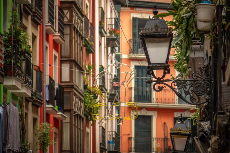 Stroll Through The Beautiful Alleys Of Bilbao On The Insider Bilbao City Tour