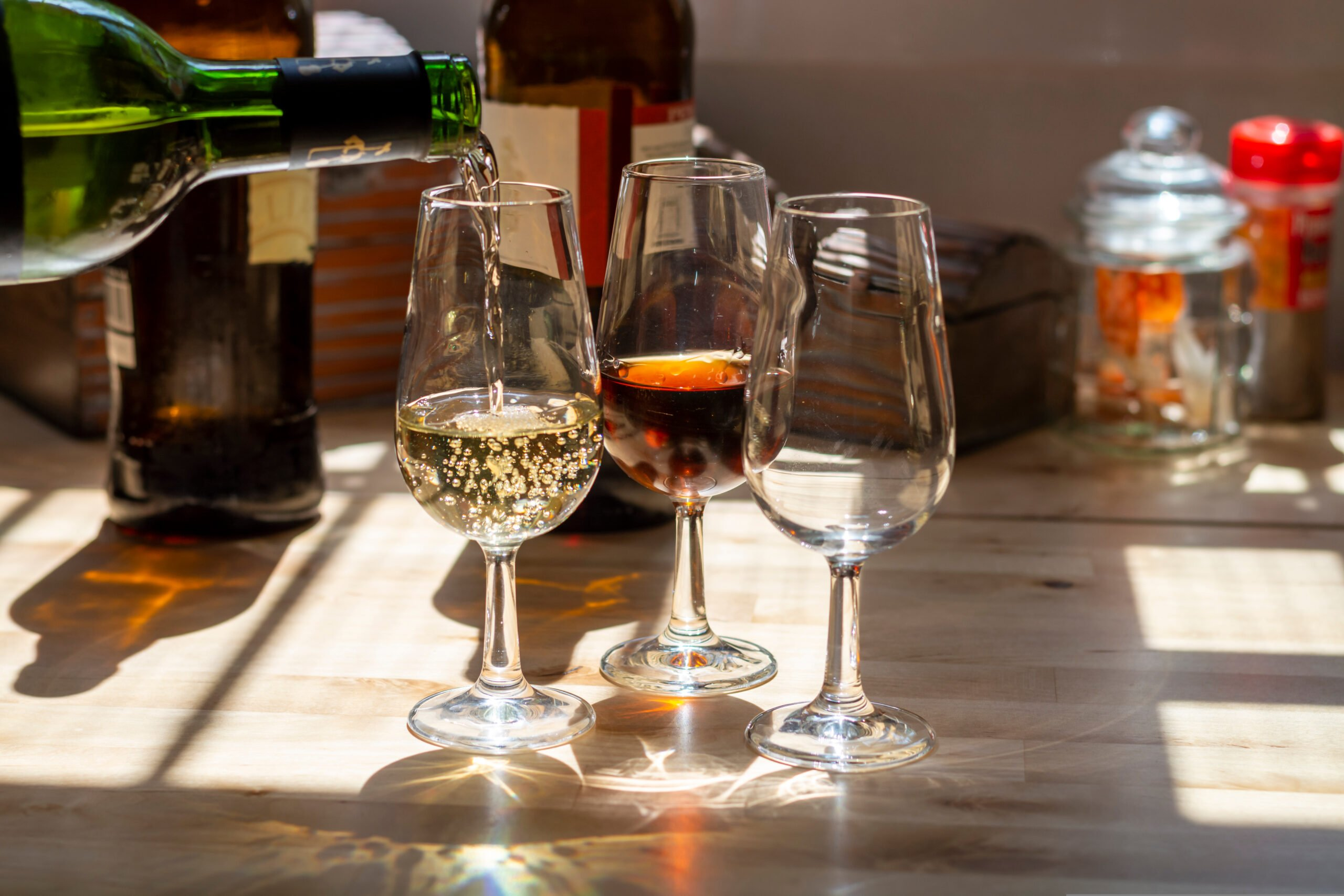Taste The Delicious Sherry Of Jerez On The Cadiz & Jerez Sherry Tasting Tour From Seville