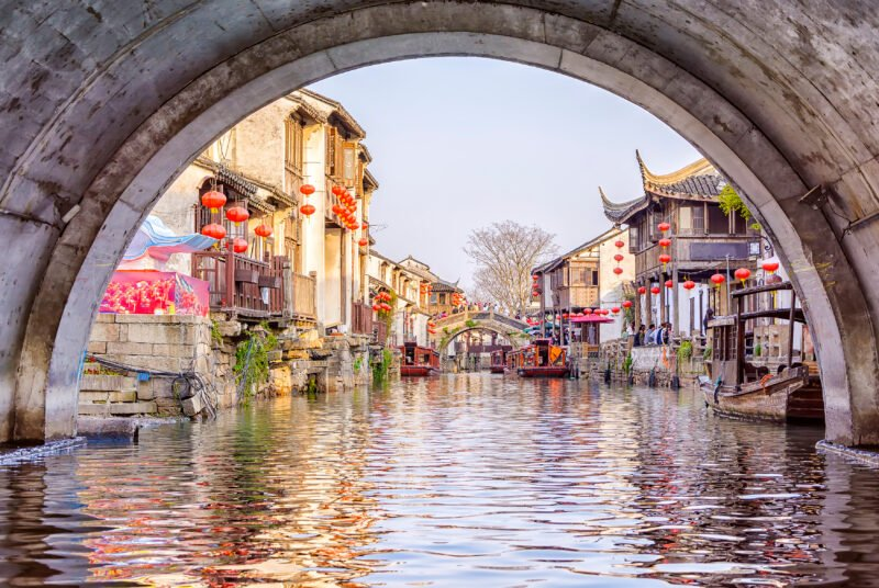 Tour Some Of The Best Sights Suzhou Communities Have To Offer In Our Suzhou Alleyway Walking Food Tour