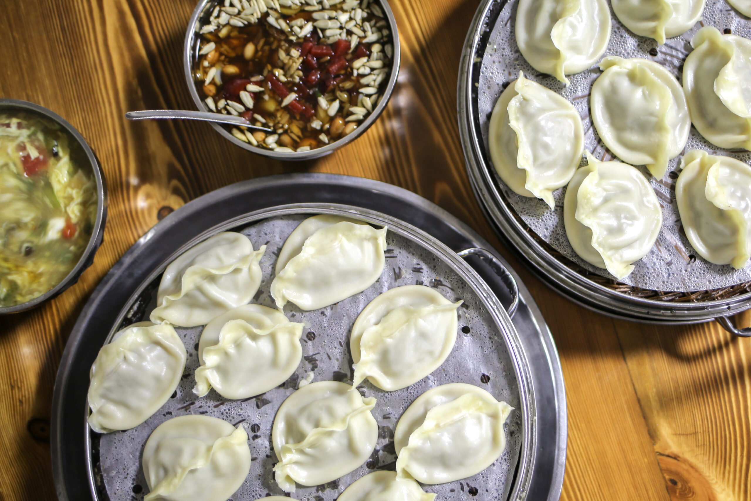 Try A Variety Of Traditional Shaanxi Province Dishes That You Can't Find In Street Stalls In The Muslim Quarter In Our Xian Evening Food And Craft Beer Tour