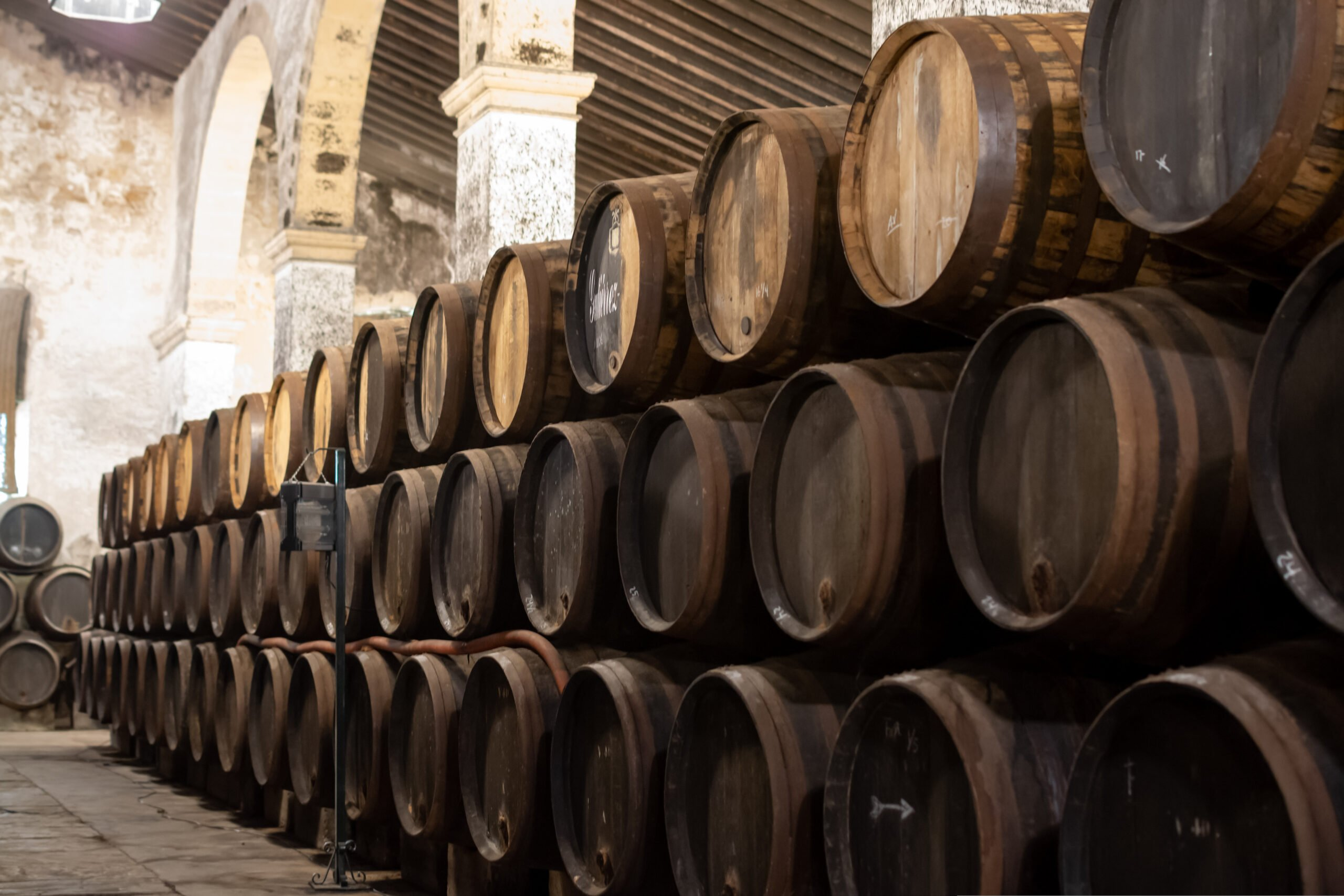 Visit A Sherry Cellar And Learn About The Production On The Cadiz & Jerez Sherry Tasting Tour From Seville