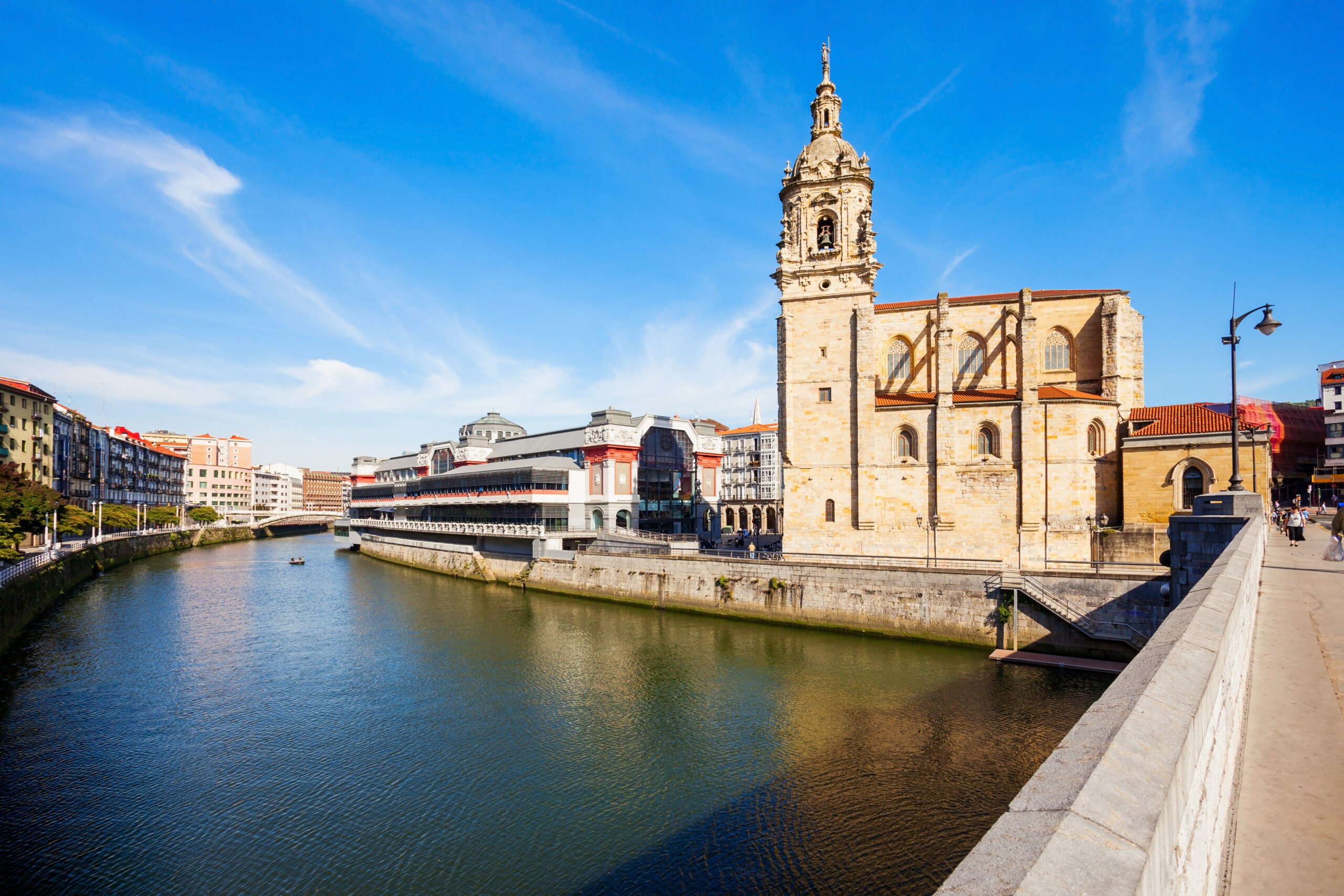 Visit The Church Of St Anthony On The Insider Bilbao City Tour