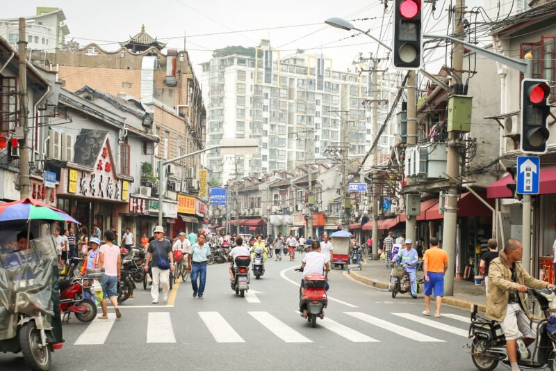 Walk Through Historic, Tourist-free Streets, Alleys And Markets To See How The Locals Live In China's Biggest City During Our Old Shanghai Breakfast Tour