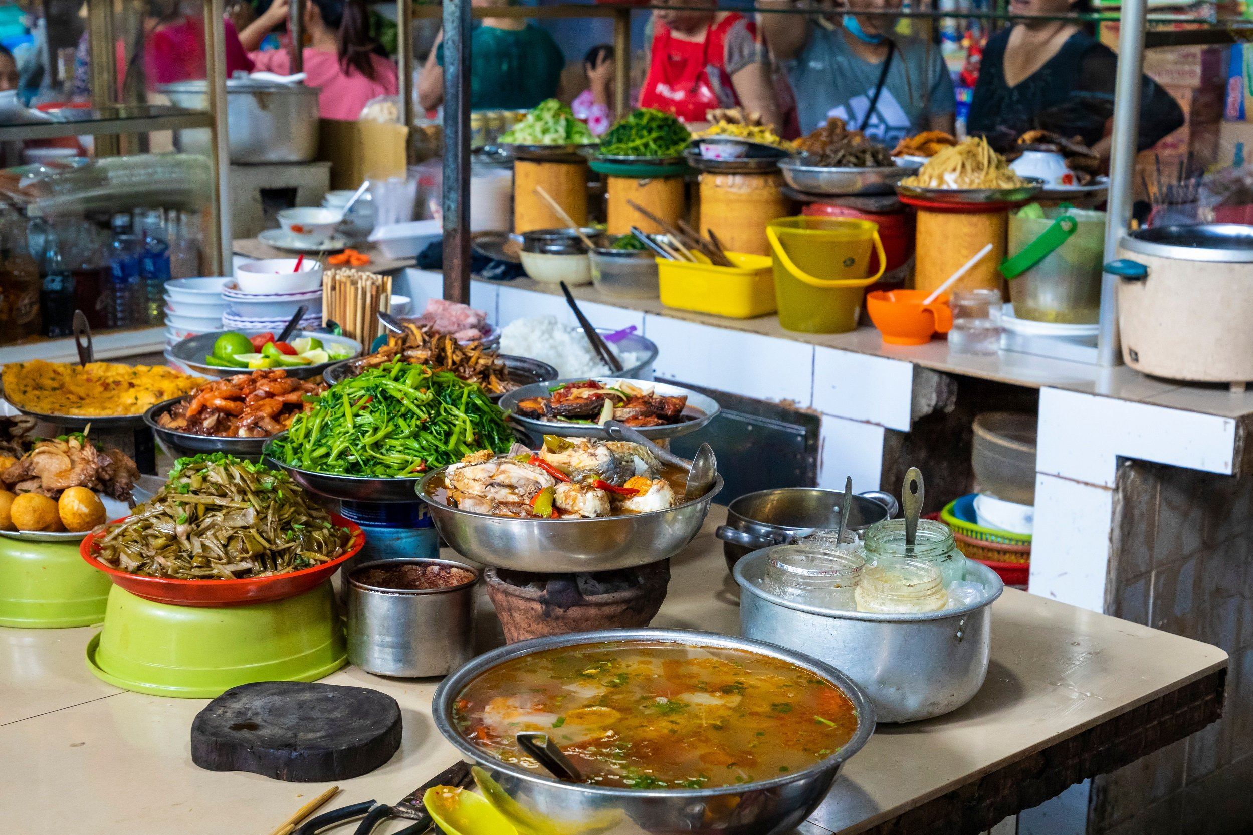 Your Guide Will Teach You More About The Foods And Ingredients Of The Delicious Sttreet Food On The Hue Street Food Tour