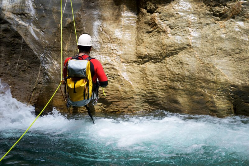Discover Cuenca Canyon In Our Cuenca Canyoning Adventure Tour