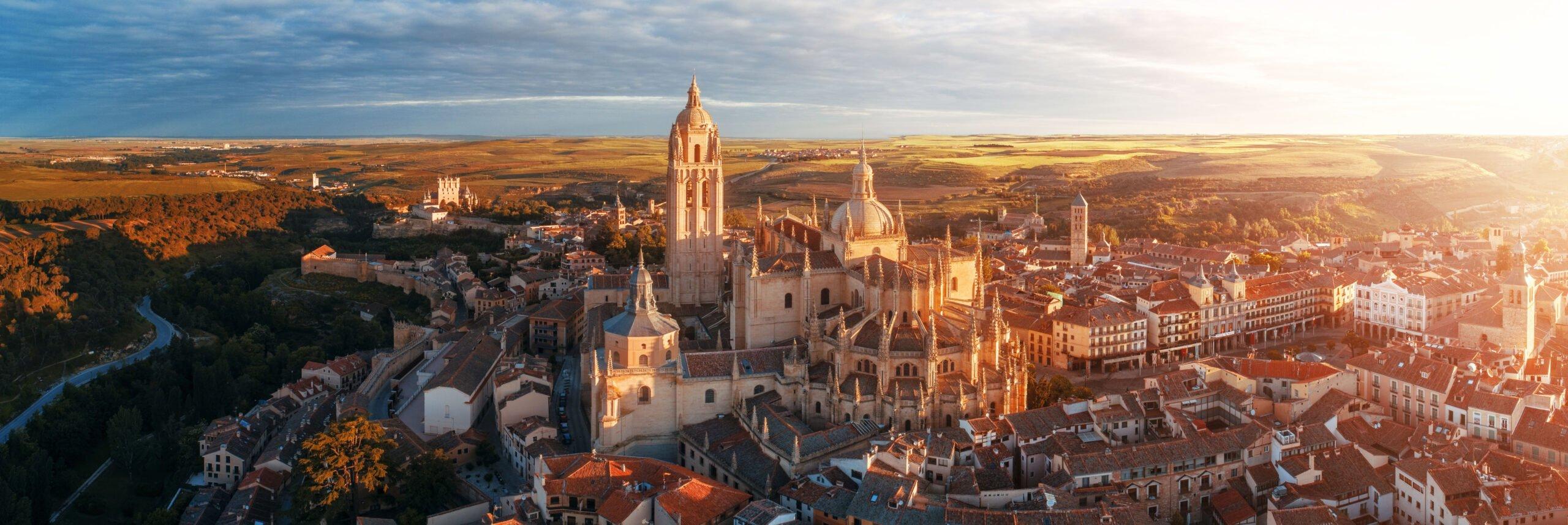 Explore Alcazar Castle In Our Sierra De Guadarrama Hiking & Segovia Tour