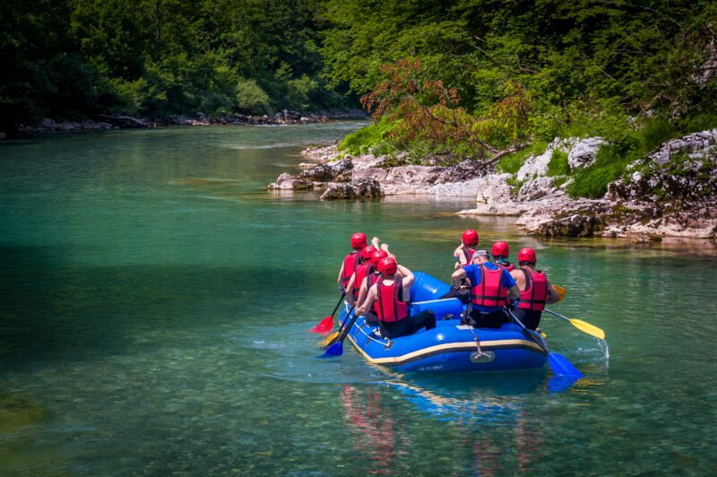 Explore Tara River In Our Tara Rafting Tour