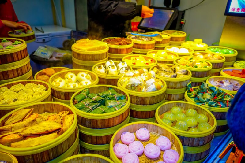 Explore The French Concession In Shanghai In Our Shanghai Evening Food Tour