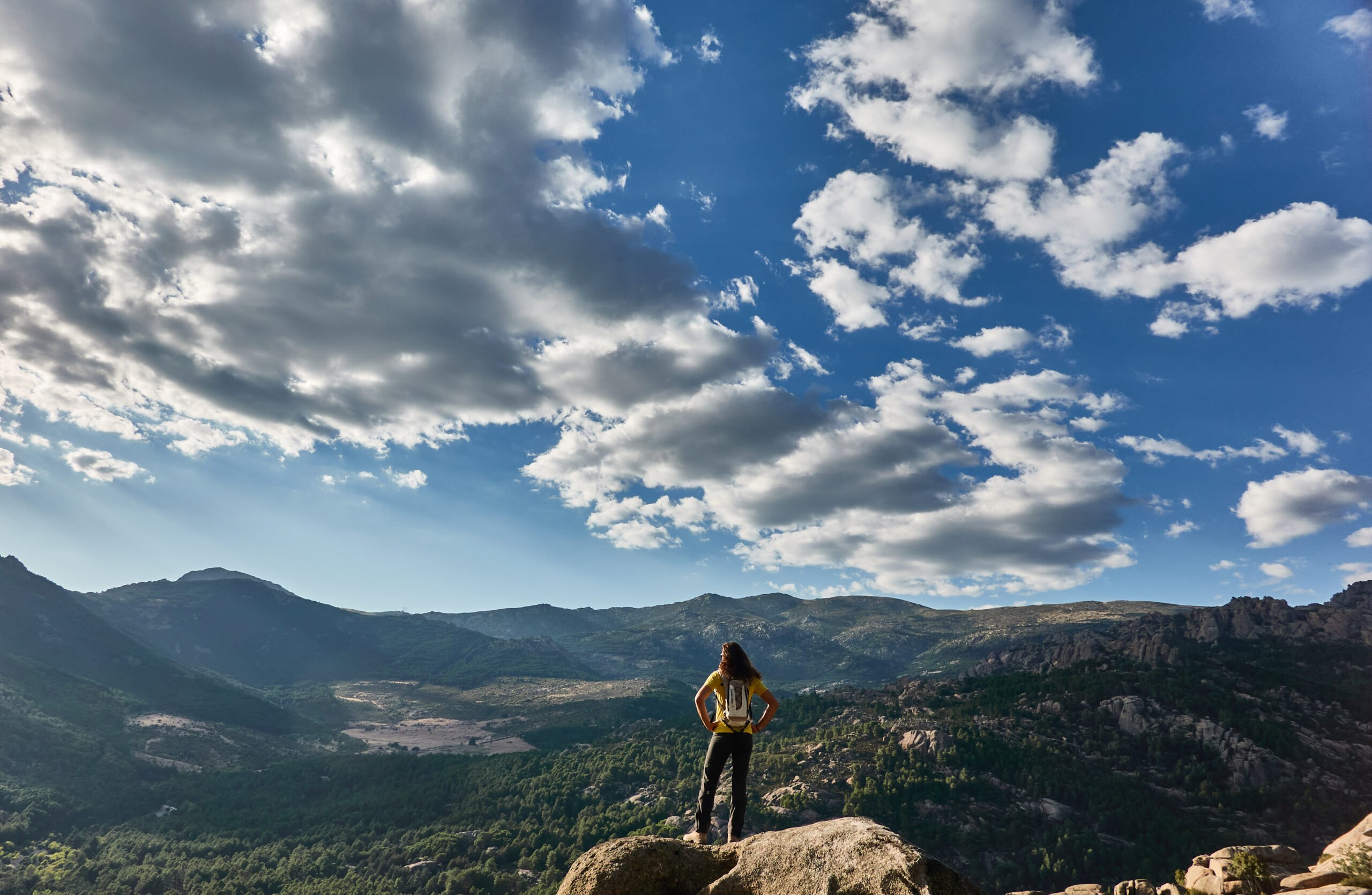 Explore The Most Most Visited National Park In Spain In Our Madrid Hiking Tour