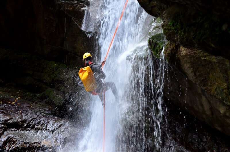 Extreme Adventure In Our Cuenca Canyoning Adventure Tour
