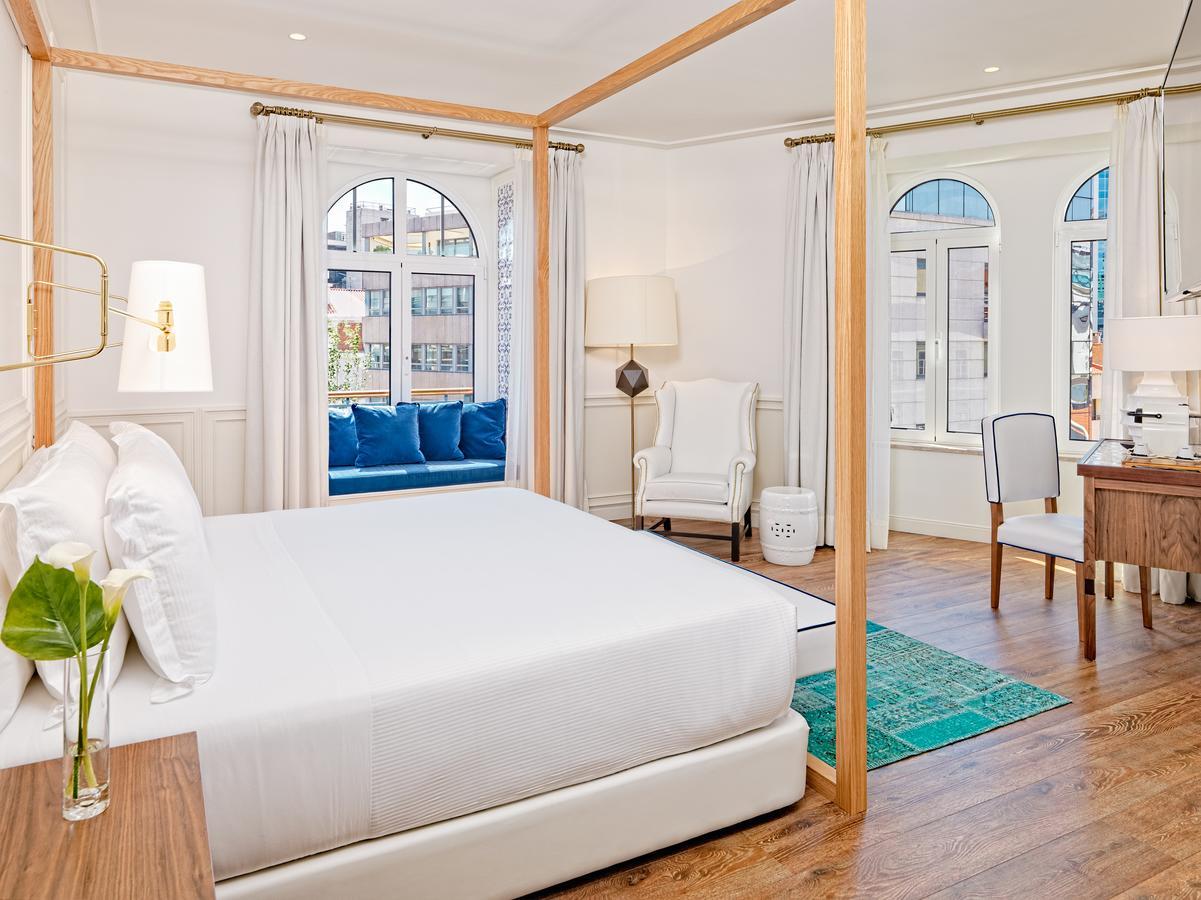 stunning design hotel lisbon