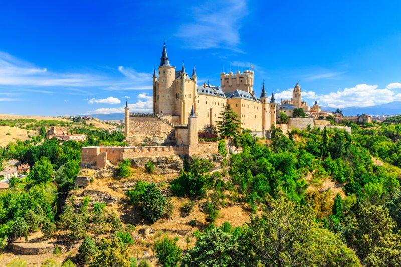 Learn About Segovia History In Our Sierra De Guadarrama Hiking & Segovia Tour