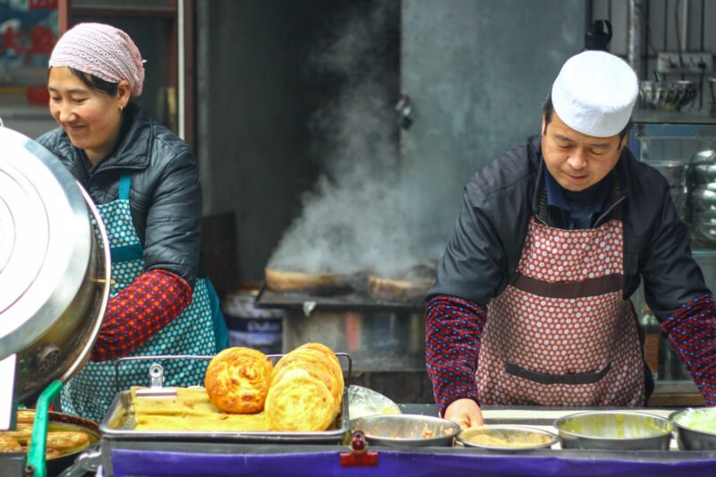 Learn What's So Special About Breakfast In Xian During Our Xian Morning Food & Market Tour