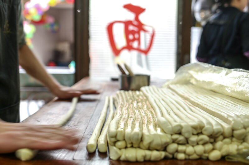Learn Why Xian Is The Noodle Country In Our Xian Evening Food And Craft Beer Tour