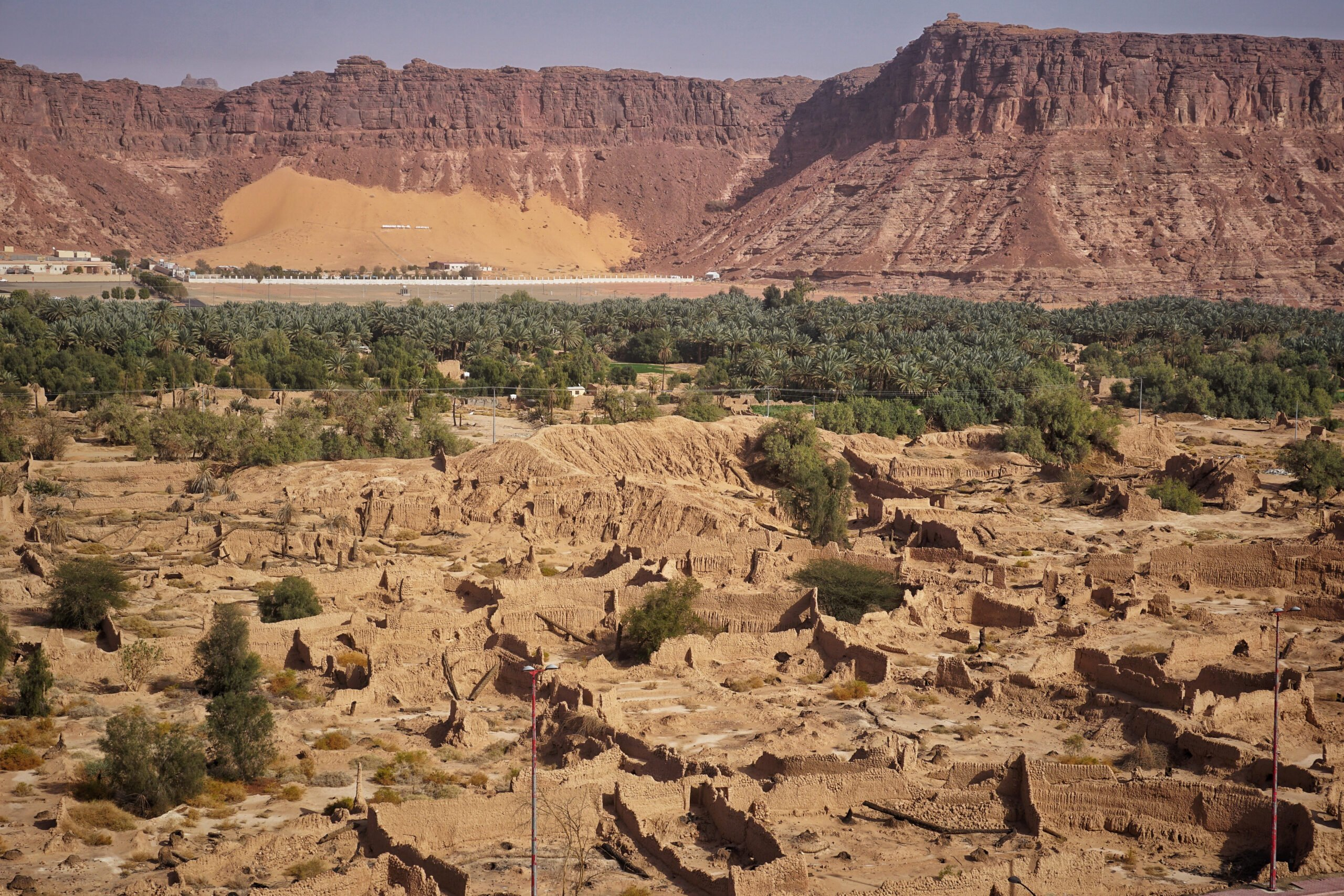 Guide To Visiting Madein Saleh And The Al Ula Valley