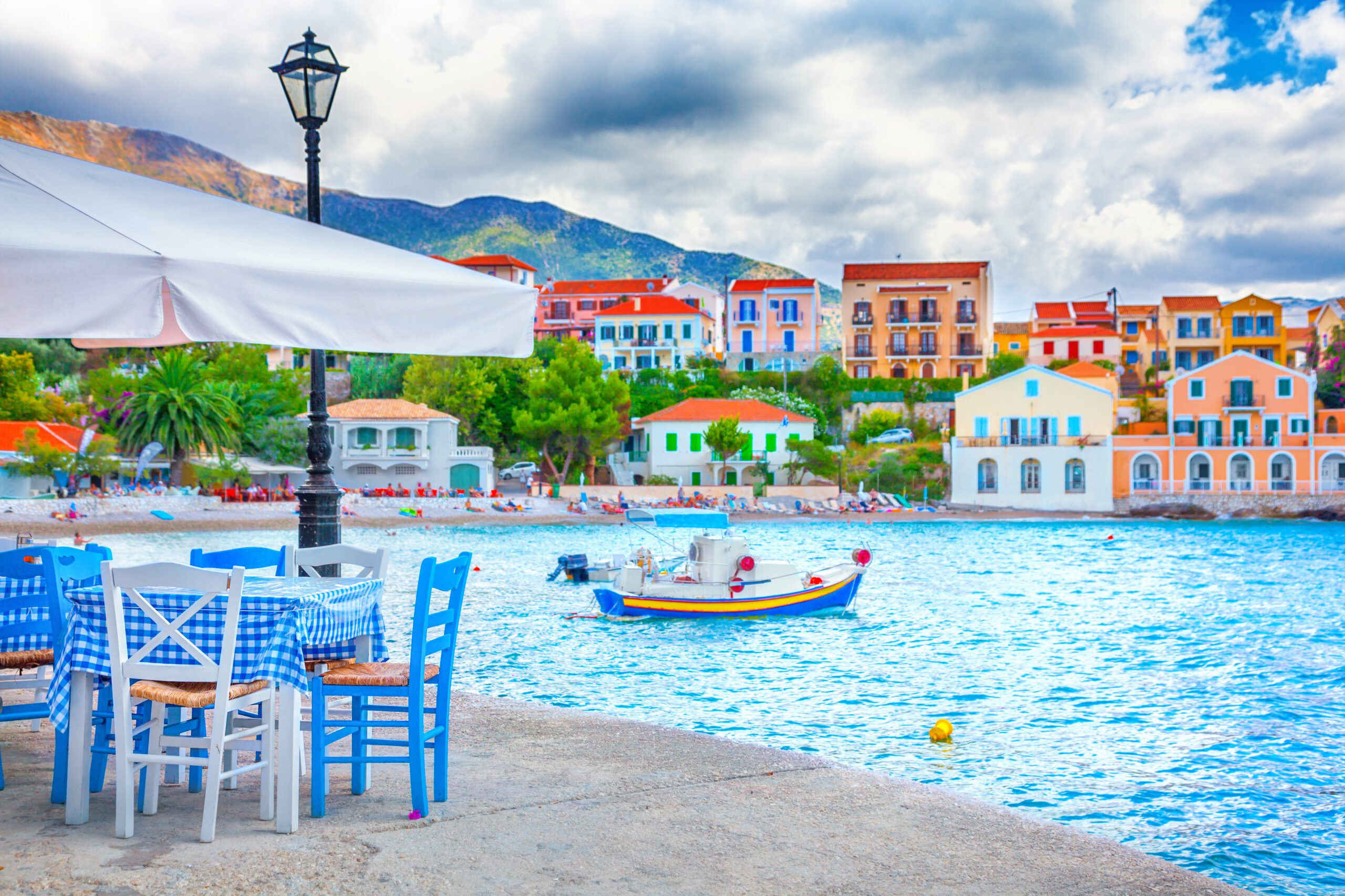 5 of the Best Greek Islands