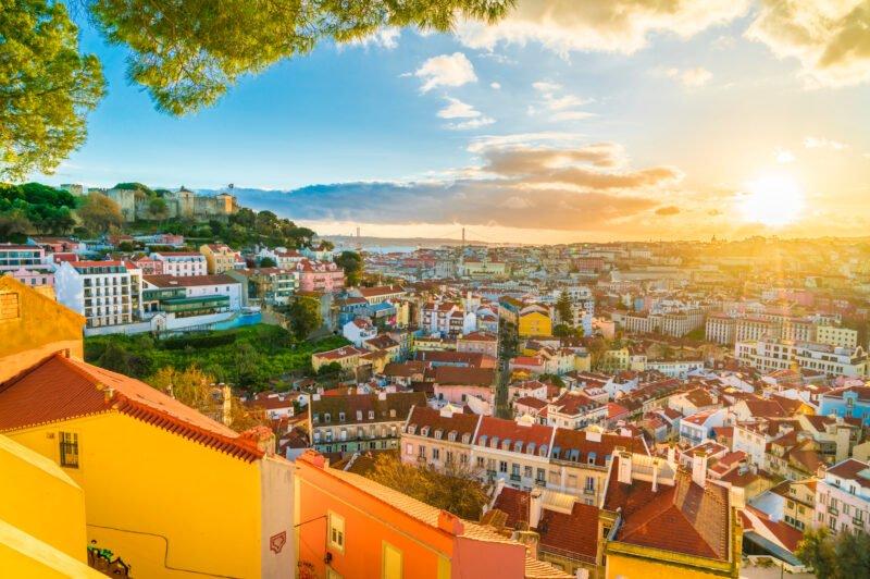 Lisboa Skyline Lisbon