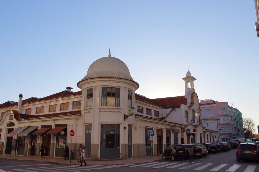 market Historic design Lisbon