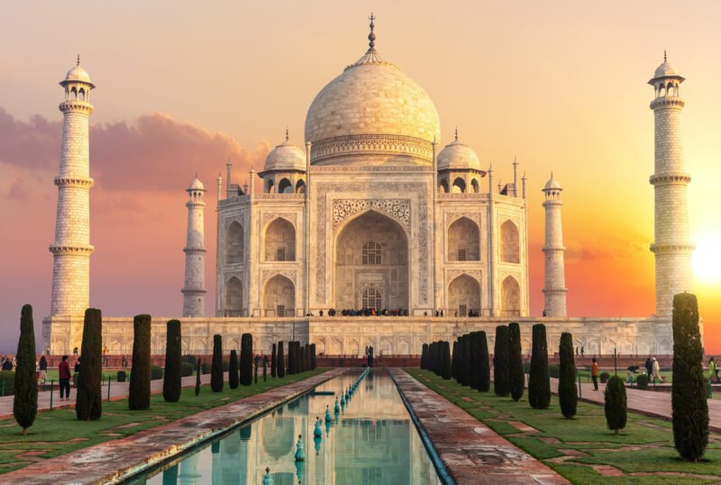 Taj Mahal & Wonders Of Agra From New Delhi