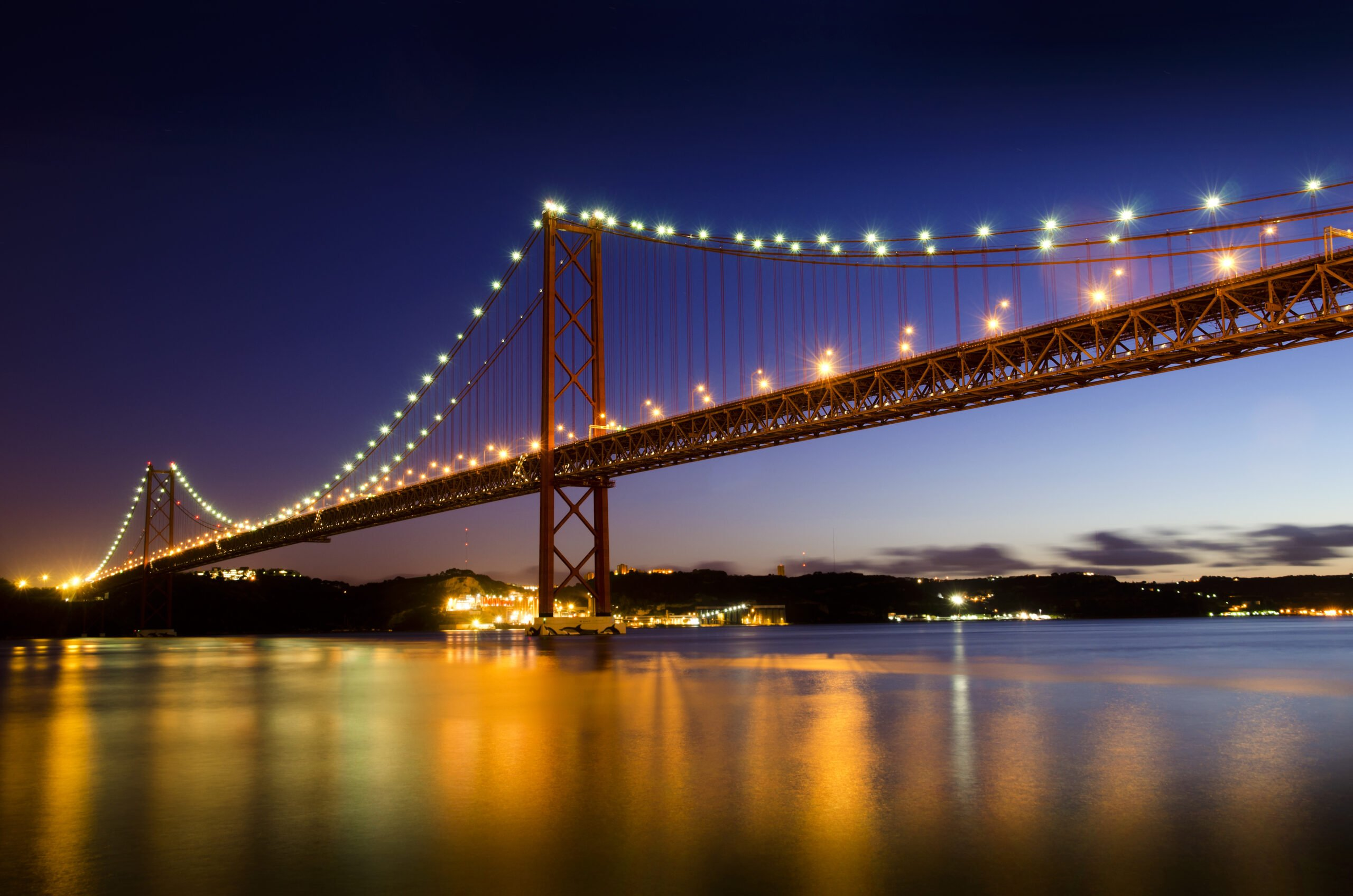 best view of lisbon at night